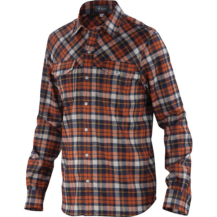 Ibex Men s Taos Plaid Shirt - Moosejaw fcbfe9fdb