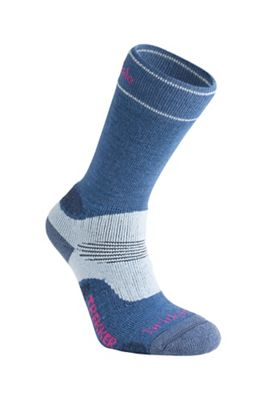 Bridgedale Women's Wool Fusion Trekker Sock