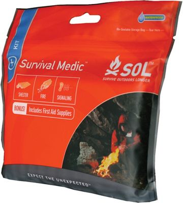 Adventure Medical Kits SOL Survival Medic