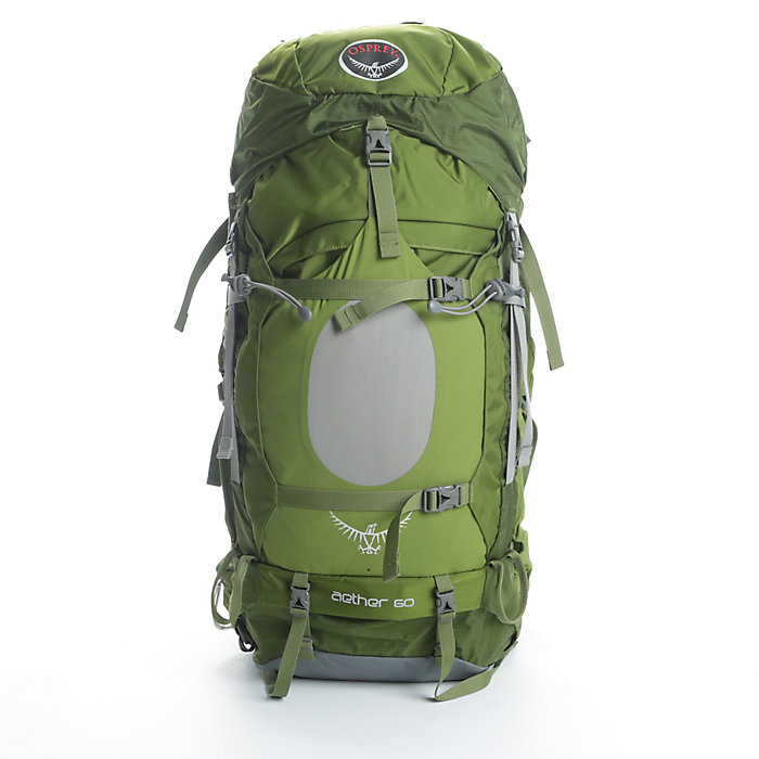 0f96961a58 Osprey Aether 60 Pack - Moosejaw