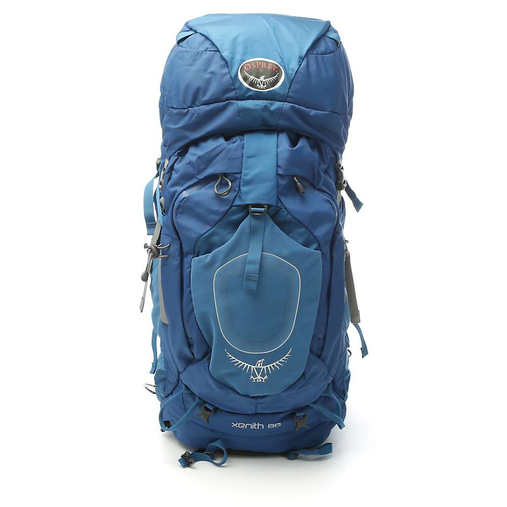 Blue apron nordic ice - Osprey Xenith 88 Pack Blue Grey