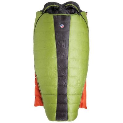 93bac6ce90a9 Big Agnes Saddle Mountain SL 15 Degree Sleeping Bag - Moosejaw