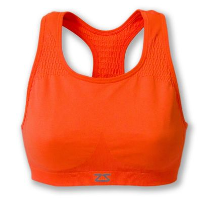 f6a1995fdb47a Zensah Women s Seamless Sports Bra