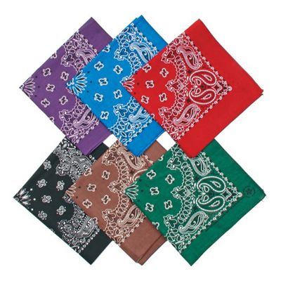 Liberty Mountain Carolina Bandana - Dark
