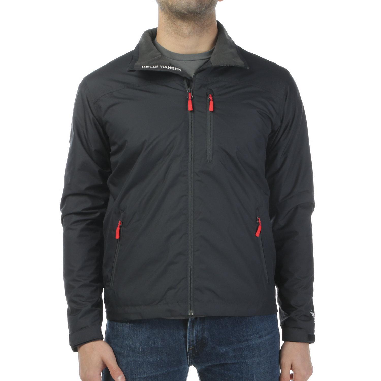 Helly Hansen Mens Crew Midlayer Waterproof Jacket