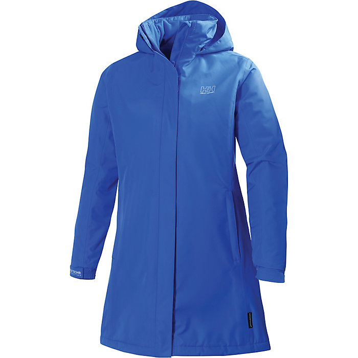 clear and distinctive top-rated quality price Helly Hansen Women's Insulated Long Aden Jacket - Moosejaw