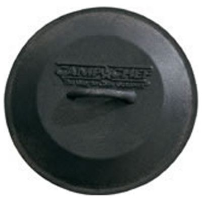 Camp Chef True Seasoned Cast Iron Skillet Lid for SK14