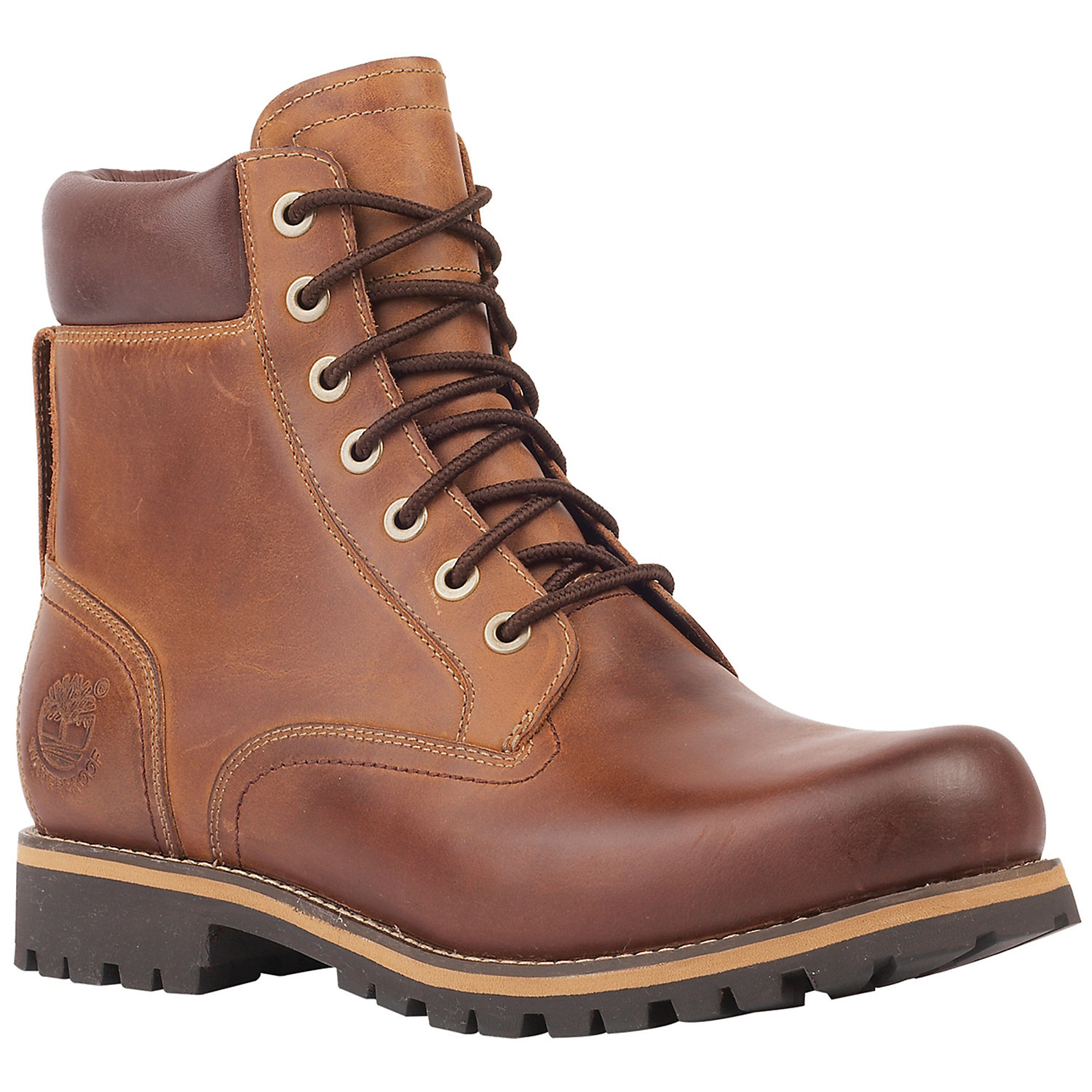 Timberland Men s Timberland Rugged 6 Inch Waterproof Boot - Moosejaw 338c9c033
