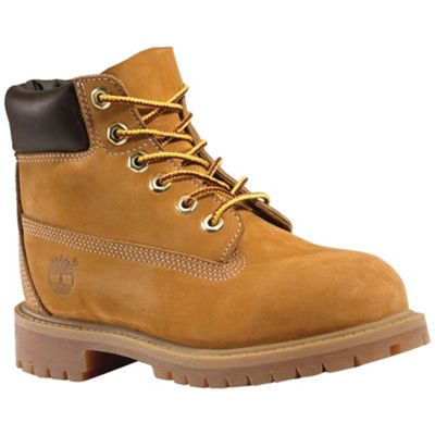 Timberland Youth 6 Inch Premium Waterproof Boot