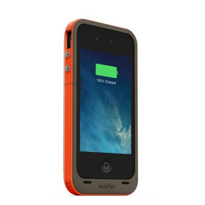 mophie Juice Pack Plus Outdoor Edition for iPhone 4/4S