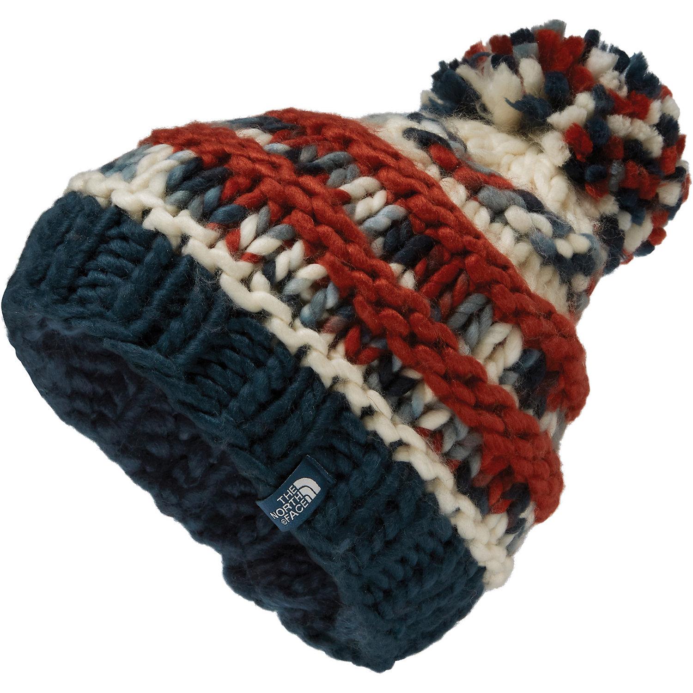 56175d0ce51a5e The North Face Women's Nanny Knit Beanie - Moosejaw