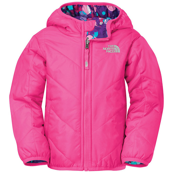 af11a0006 The North Face Toddler Girls  Reversible Perrito Jacket - Moosejaw