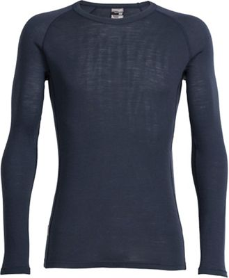 Icebreaker Men's Everyday LS Crewe