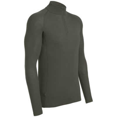 Icebreaker Men's Everyday LS Half Zip