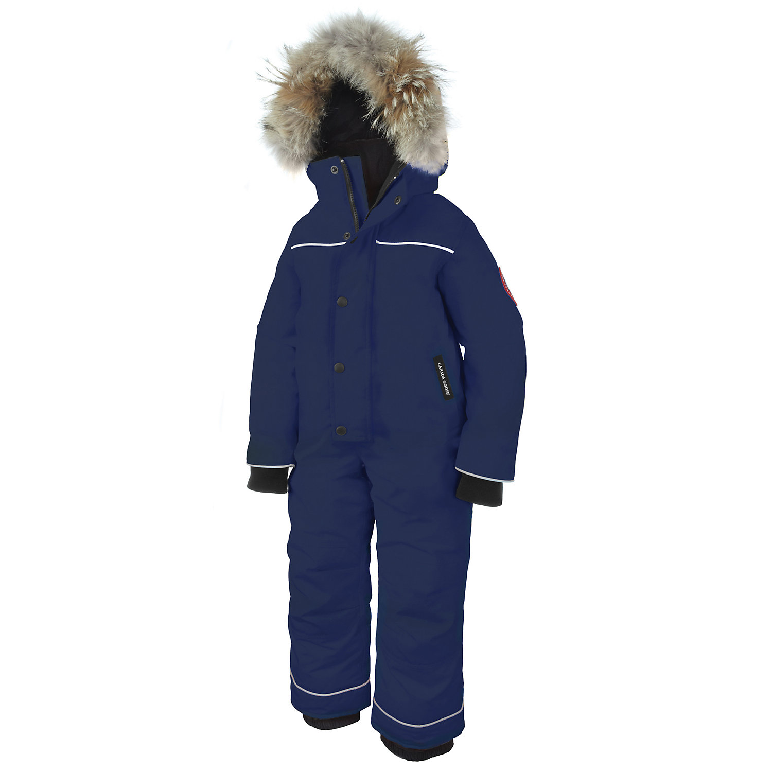874a158f0 Canada Goose Kids' Grizzly Snowsuit - Moosejaw