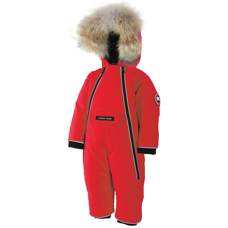 734a88ee7fa9 Canada Goose Baby Lamb Snowsuit - Moosejaw