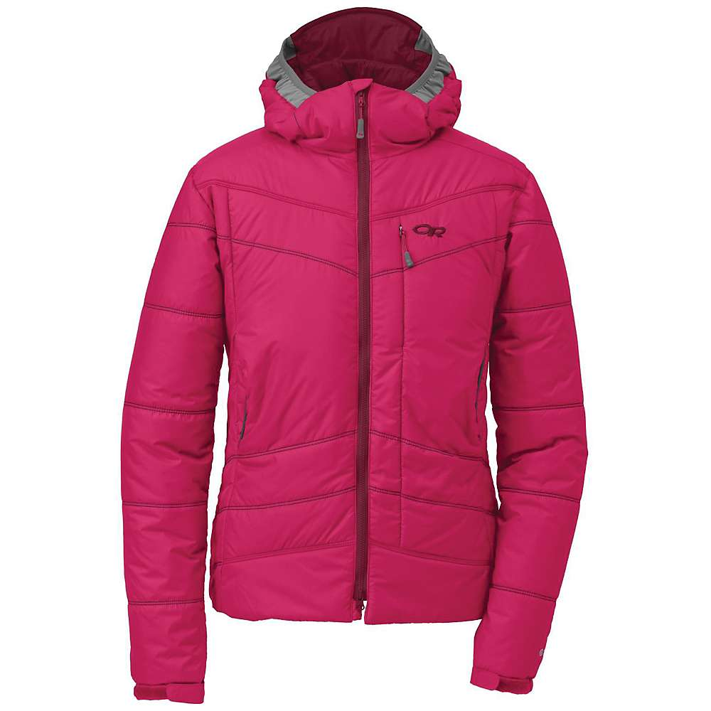 Outdoor research chaos insulated jacket women's