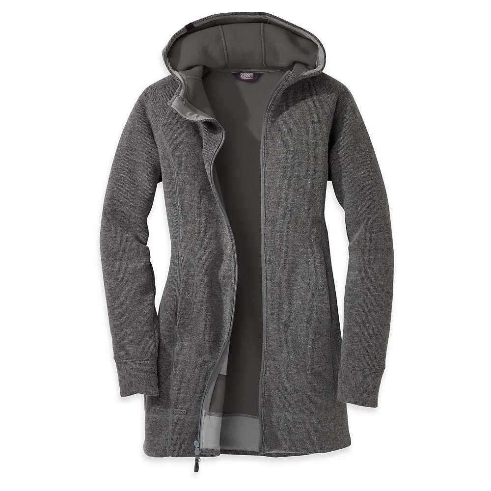 Outdoor Research Women's Salida Long Hoody - at Moosejaw.com