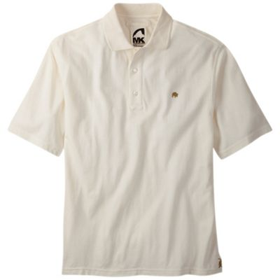 Mountain Khakis Men's Bison Polo Shirt