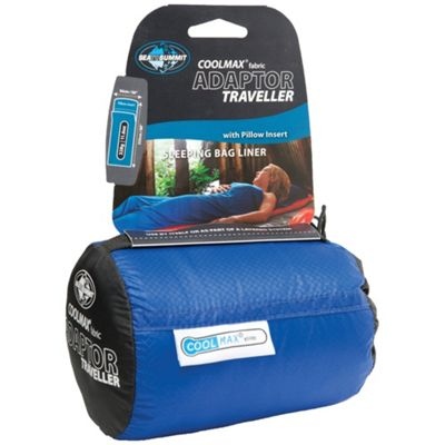 Sea to Summit Adaptor Coolmax Traveller Liner