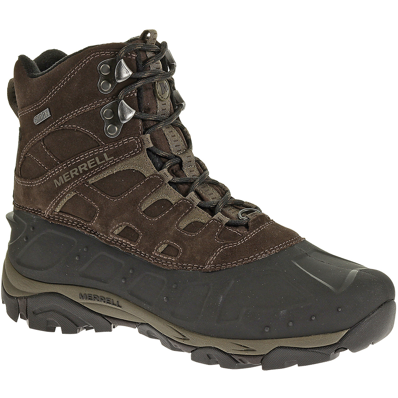 b8cf3e6b453 Merrell Men's Moab Polar Waterproof Boot