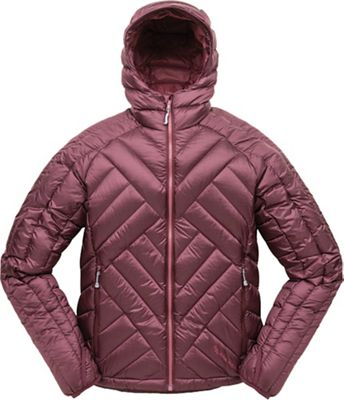 Big Agnes Women's Shovelhead Hooded Down Jacket