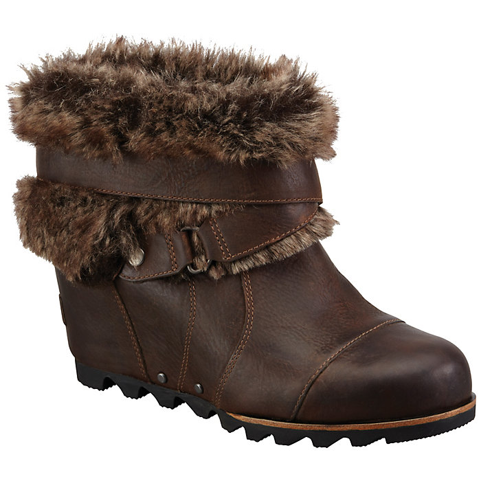 1ab4a528e14 Sorel Women s Joan of Arctic Wedge Ankle Boot - Moosejaw