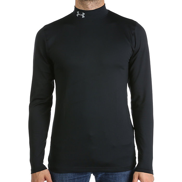 ebf87b166 Mens Activewear Long Sleeve Shirts. Under Armour Men's ColdGear Infrared  Evo Mock. Double tap to zoom