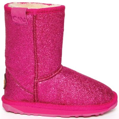 EMU Kids' Sparkle Lo Boot