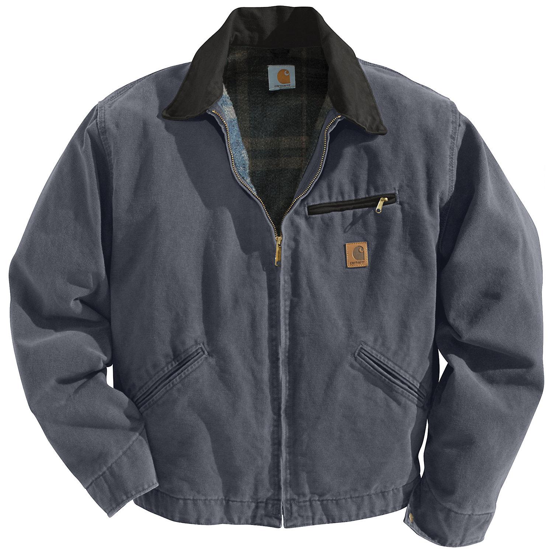 90557c76e Carhartt Men's Sandstone Detroit Jacket