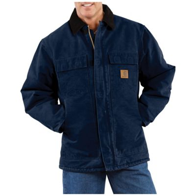 Carhartt Men's Sandstone Traditional Coat