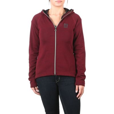66North Women's Kjolur Light Knit Hooded Jacket