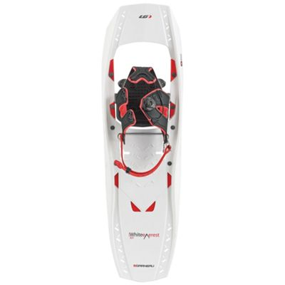 Louis Garneau Women's White Everest 827 Snowshoe
