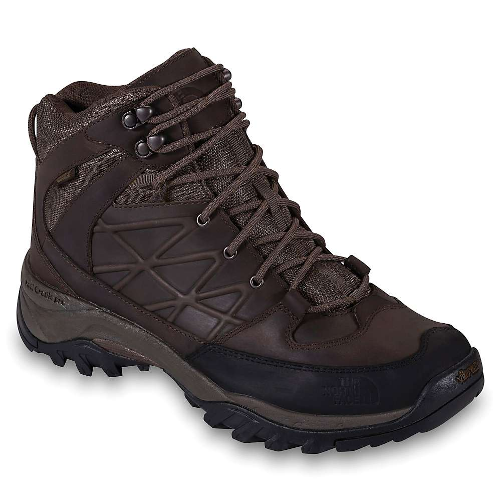 4c01770ad The North Face Men's Storm Mid Waterproof Leather Boot - Moosejaw
