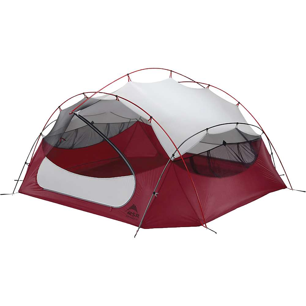 sc 1 st  Moosejaw & MSR Papa Hubba NX 4-Person Tent - Moosejaw