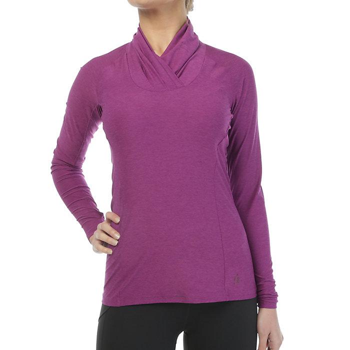 90b9e1dd Sierra Designs Women's Long Sleeve Cowl Neck Top. Double tap to zoom