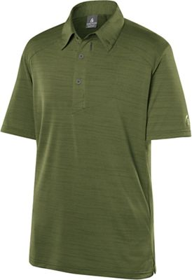 Sierra Designs Men's SS Pack Polo