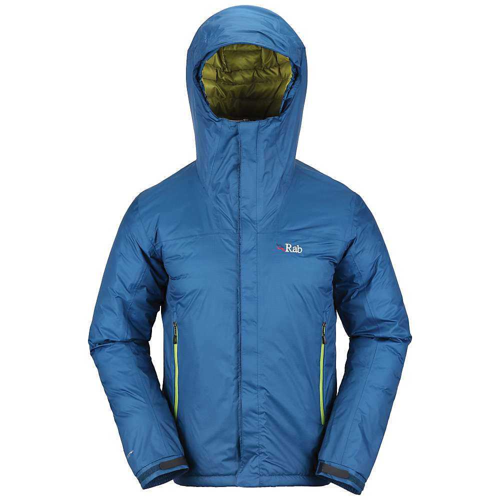 Rab men's snowpack down jacket