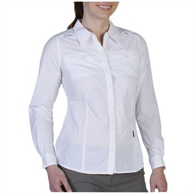 ExOfficio Women's Percorsa Long Sleeve Shirt