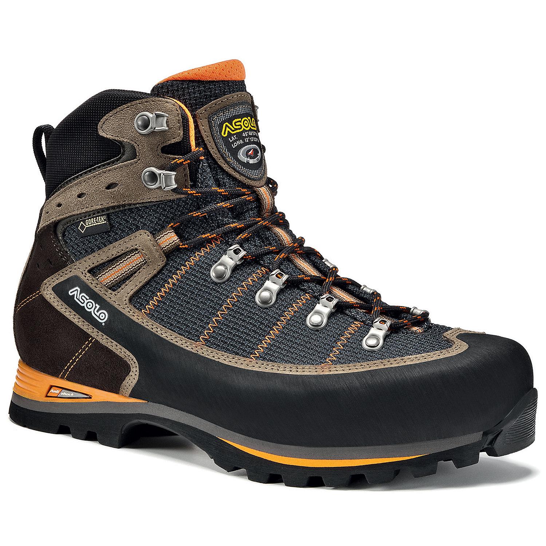 Asolo Men/'s Shiraz GV Waterproof Suede Hiking Boots