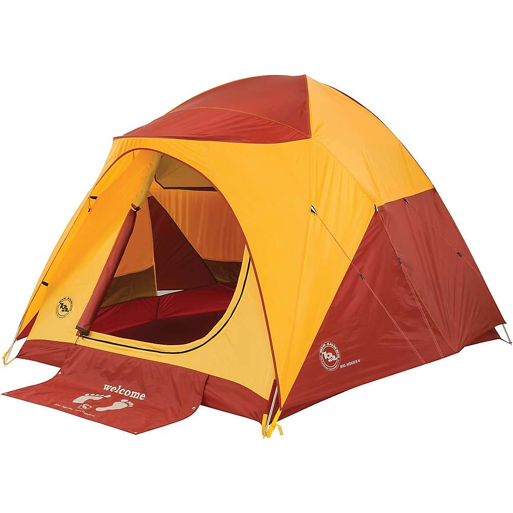sc 1 st  Moosejaw & Big Agnes Big House 6 Tent - Moosejaw
