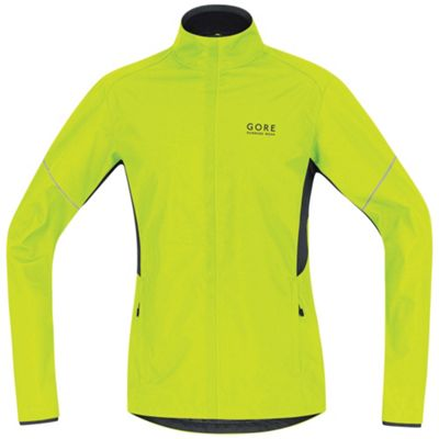 Gore Running Wear Men's Essential AS Partial Jacket