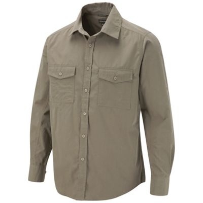 Craghoppers Men's Kiwi Long Sleeve Shirt