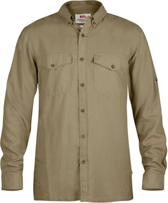Fjallraven Men's Abisko Vent Long Sleeve Shirt