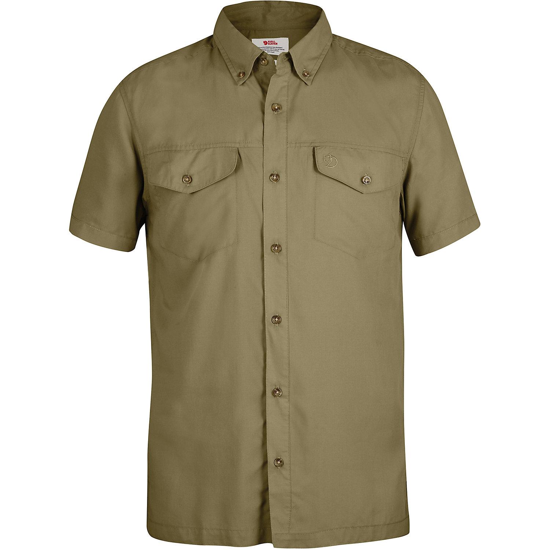 beispiellos Schönheit kinder Fjallraven Men's Abisko Vent SS Shirt - Moosejaw