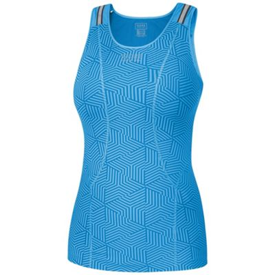 Gore Running Wear Women's Air 2.0 Lady Print Singlet