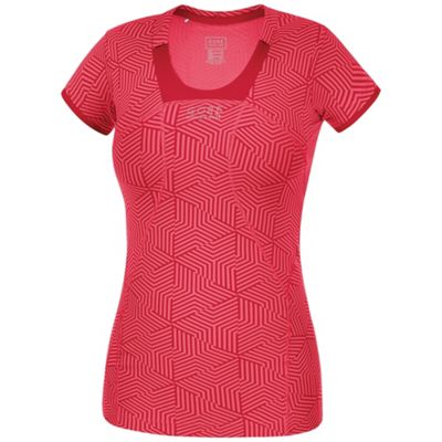 Gore Running Wear Women's Air Lady Print Shirt