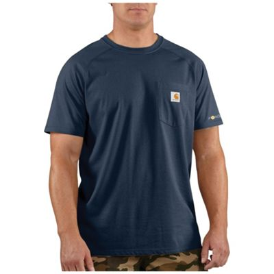Carhartt Men's Force Cotton Delmont SS T-Shirt