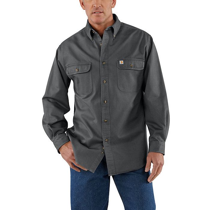 5ecf860347fd4 Carhartt Men's Oakman Work Shirt - Moosejaw