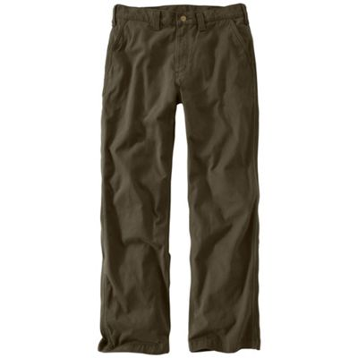 Carhartt Men's Rugged Work Khaki Pant